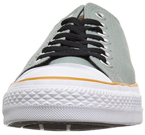 Unisex Star Converse Green Block Color white Mica Chuck turmeric Adulto Gold Collo Taylor Basso All H8xqg8n