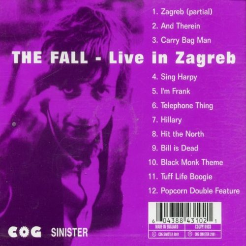 Live in Zagreb by Fall, the