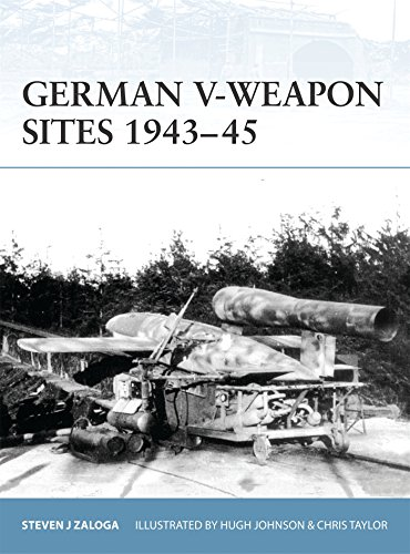 German V-Weapon Sites 1943–45 (Fortress) for sale  Delivered anywhere in USA