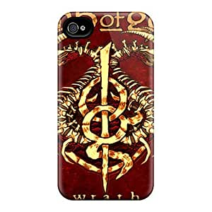 iphone 5c Czp19893OiQO Provide Private Custom Colorful Lamb Of God Skin Shock Absorption Cell-phone Hard Covers -SherriFakhry