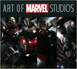 Book Art of Marvel Studios by Marvel Comics (2012-09-19)