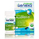 Best Allergy Medicines - Genexa Homeopathic Allergy Medicine for Children: The Only Review