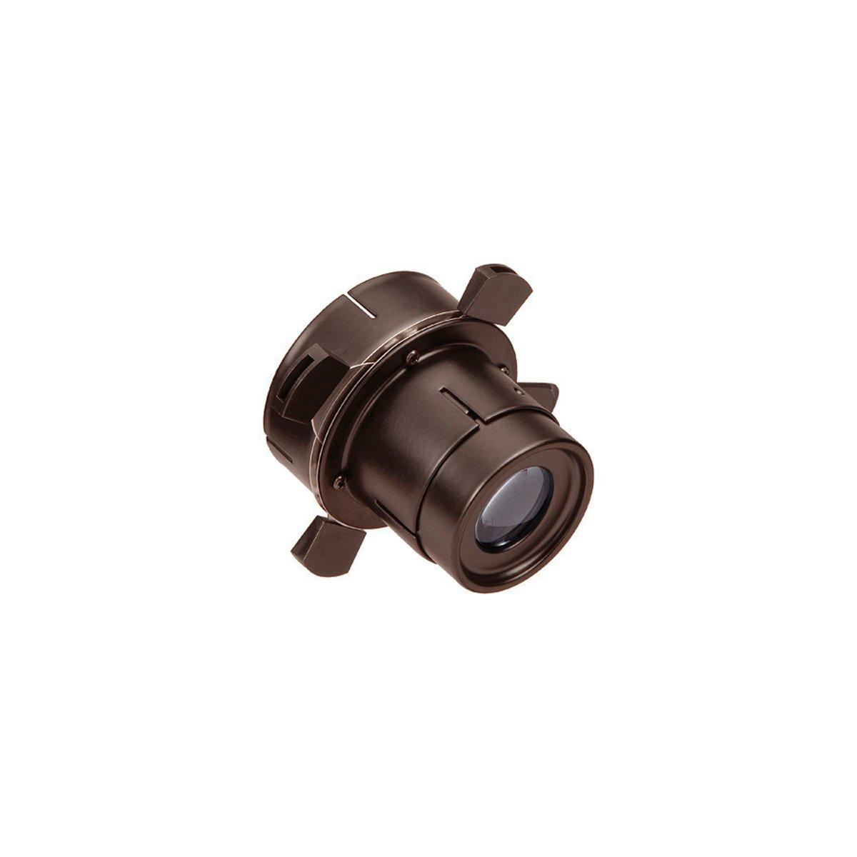 WAC Lighting 008FP-DB Framing Projector for Track and Display lighting, Dark Bronze