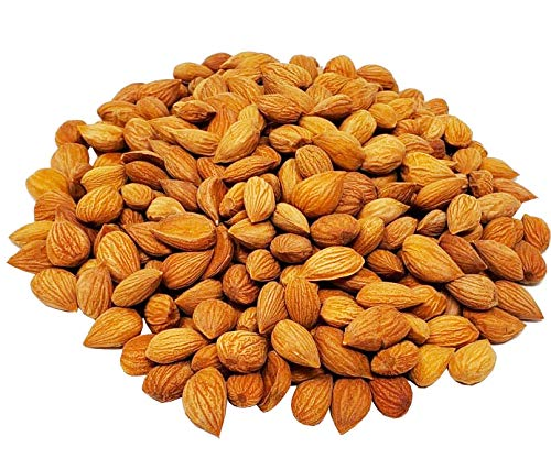 Arashan Apricots Seeds - Dried Sweet Raw Apricot Seeds, Natural| BEST Raw & Sweet Apricot Kernels, Directly From The Fertile Ferghana Valley In Kyrgyzstan | Sundried Apricot Kernel 60% Oil (1 LB)