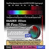 Baader Planetarium IR Pass Telescope Filter 1.25'' (685nm) FIRP-1