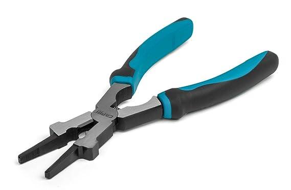 Capri Tools 10110 Premium soldadura alicates, 7.5 inch, Negro, Azul: Amazon.es: Bricolaje y herramientas
