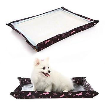 Amazon.com: Portátil plegable de viaje perro orinal Mobile ...
