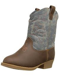 Natural Steps Creed Boot