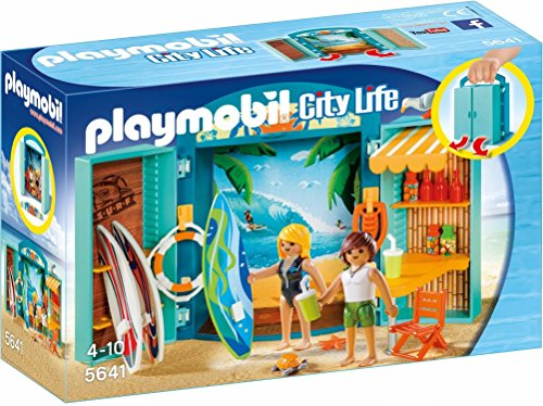 PLAYMOBIL® Surf Shop Play Box
