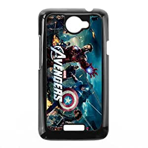 Diy Phone Cover The Avengers for HTC One X WEQ179082