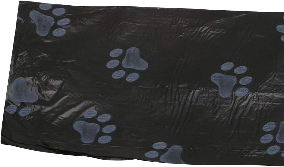 Respetuoso del Medio Ambiente CawBing Pcs//Lote Mascotas Perro Poop Bolsas Grande para Todos los residuos Pet Impreso Bolsa desechable