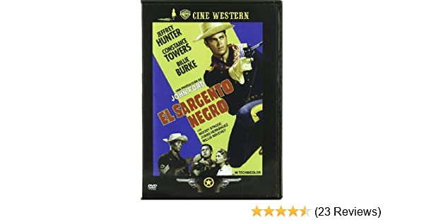 Amazon.com: Sergeant Rutledge (Captain Buffalo)  (The Trial of Sergeant Rutledge)  [ NON-USA FORMAT, PAL, Reg.0 Import - Spain ]: Woody Strode, ...