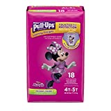 : Pull-Ups Learning Designs Potty Training Pants for Girls, 3T-4T (32-40 lb.), 18 Ct. (Packaging May Vary)