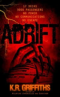 Adrift by K.R. Griffiths ebook deal