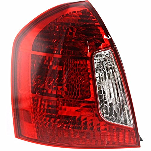 Fits 06-11 Hyundai Accent Sedan Left Driver Tail Lamp Assembly