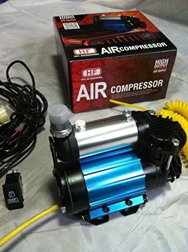 Off-Road HF Air Compressor 4×4 Accessories