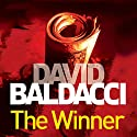 The Winner Audiobook by David Baldacci Narrated by Frances Cassidy