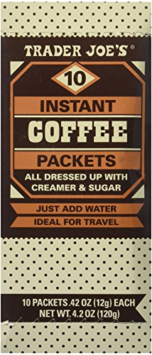 Trader Joes Instant Packets Creamer