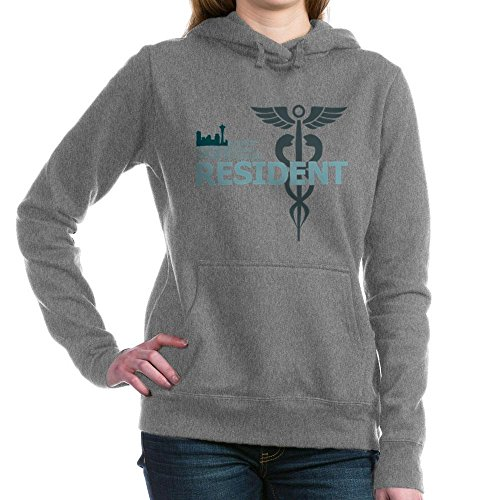 - CafePress - Seattle Grace Hospital Resident Woman's Hooded Swe - Pullover Hoodie, Classic & Comfortable Hooded Sweatshirt Charcoal Heather