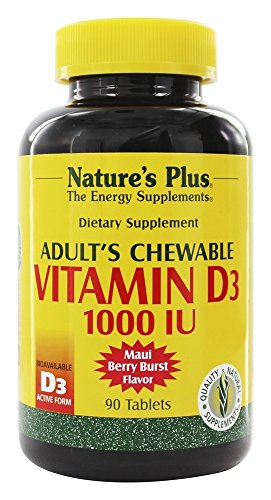 Natures Plus Adult S Chewable chewable