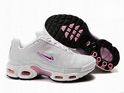 Nike Air Tuned 1 TN White / Pink UK 5.5: Amazon.co.uk