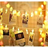 interesting small patio design ideas pictures Indoor String Lights Warm White, String Lights Birthday Indoor Outdoor Christmas Tree Wedding Party Bedroom Wall Decoration Christmas Wedding Party Fairy String Lights Lamp Memory Function Warm (3M)