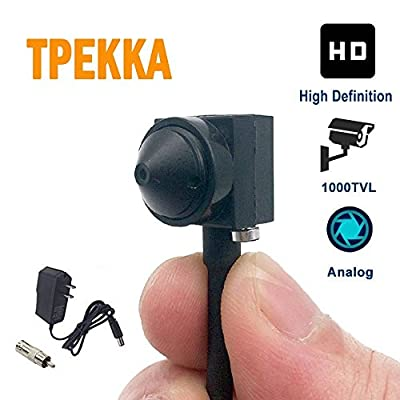 TPEKKA Mini Hidden Camera from TPEKKA