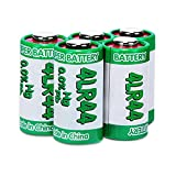 LiCB 6v Battery 4LR44 Alkaline Replacement Battery for Dog Training Collars(5 Pack)