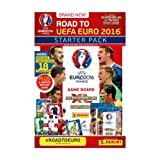Panini UEFA Road to Euro 2016 ''Adrenalyn'' Soccer Cards Starter Kit With Limited Edition Card