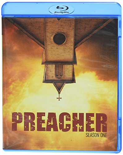 Bonus Disc Exclusive - Preacher (2016) - Season 1 [Blu-ray] (Amazon Exclusive Version with Bonus Disc + Content)