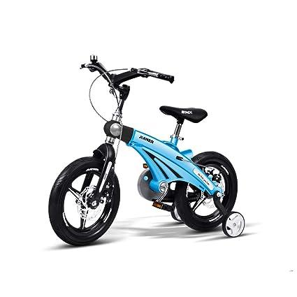 DT Bicicleta para niños de 12/14/16 Pulgadas Ajustable Bicicleta de montaña 3