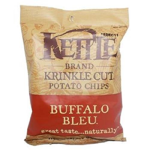 KETTLE BRAND BUFFALO BLEU CHIPS 2 oz Each ( 6 in a Pack ) (Kettle Chips 2 Ounce compare prices)