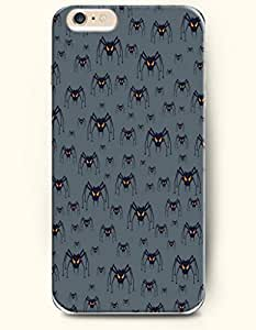 diy phone caseSevenArc Apple iPhone 6 Plus case 5.5 inches - All Hallows' Eve Black Spidesdiy phone case