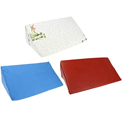 Sharplace - Cojín para piernas de esponja, almohada para ...