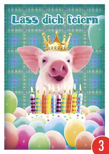 Alles Gute Zum Geburtstag Lass Dich Feiern Wunsche Fur Geburtstag