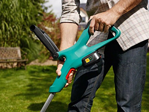 51klc%2BcSqdL - Bosch ART 26-18 LI Cordless Grass Trimmer, Cutting Diameter 26 cm (Without Battery and Charger)