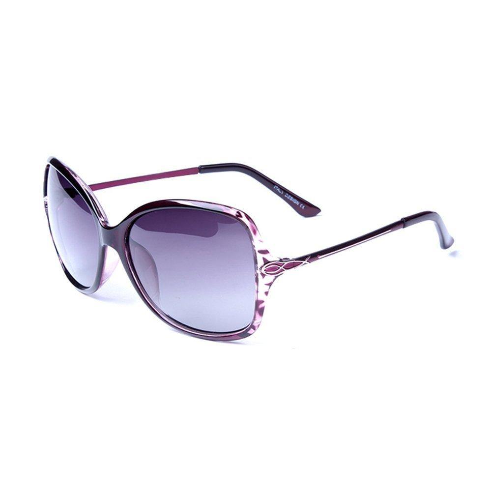 4 QY Sunglasses BigFrame Glasses Polarized Glasses UV Predection Cozy Durable