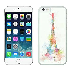 Eiffel Tower Paris 1 Iphone 6 Cases White