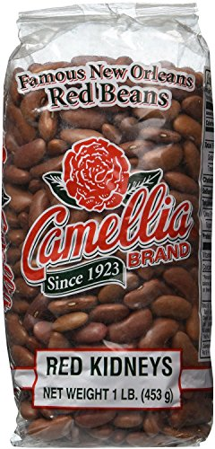 Camellia® Red Kidney Beans 1 Lb (Pack of 2)