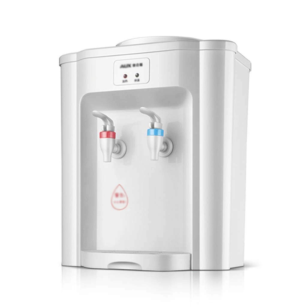 JTGYA Drinking Fountain Hot and Cold Countertop Water Dispenser,White by JTGYA
