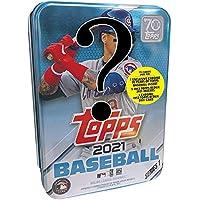 Topps 2021 Series 1 Baseball Tin photo