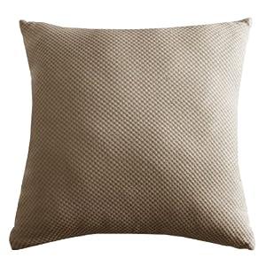 Amazon Com Maytex Pixel Stretch Pillow Sand Home Amp Kitchen