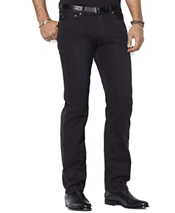 b6728be4dcb7 Image Unavailable. Image not available for. Color  Polo Ralph Lauren  Straight Fit Five Pocket Chino Pant-polo ...