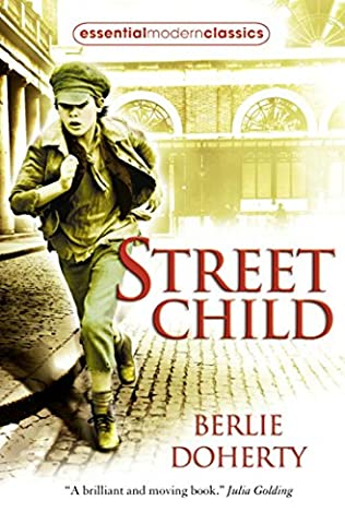 book cover of Street Child