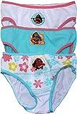 Disney Moana Girls Three Pack Briefs Underwear Set By BestTrend By BestTrend