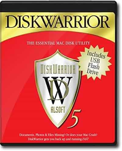 Disk Warrior 5 - Mac (select) Version 5 Edition