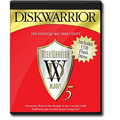 Image of Games Disk Warrior 5 - Mac (select) Version 5 Edition