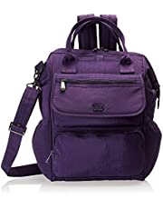 Deal on Lug Women's via Travel Tote, Concord Purple, One Size
