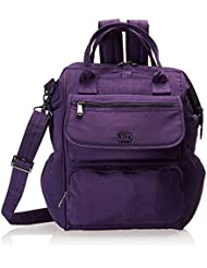 Lug Womens via Travel Tote, Concord Purple, One Size
