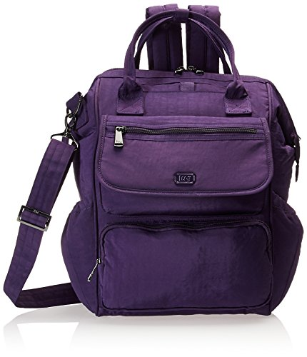 Lug Women's via Travel Tote, Concord Purple, One Size by Lug